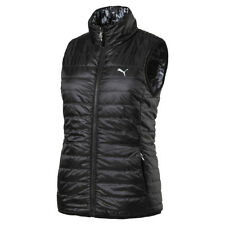 New Puma Women's Pwrwarm Full Quilted Reversible Golf Vest Pick-Color- Size