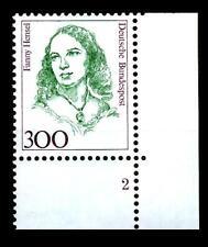 BUND Frauen  300 Pf ** postfrisch, Mi. 1433, Eckrand u.r. Formnummer 2