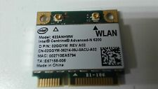NEW OEM Dell Intel Centrino Advanced-N 6200 Wireless Wifi Card 622ANHMW 2GGYM