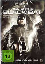 Rise of the Negro Bat,Un he Super héroe salva die Welt,acción fantasía,DVD