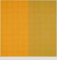 Kuno Gonschior (1935 - 2010) - Komposition - Siebdruck - Signiert - 1972