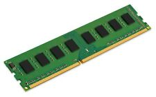 8GB Kingston DDR3 PC10600 1333MHz CL9 Kit de canal único (1x8GB)