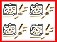 KR Carburetor Carb Rebuild Repair Kit x4 YAMAHA XJ 900 F 58L KY-0548