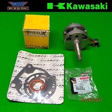 2005 Kawasaki KX85 Top Bottom End Kit Crankshaft Rod Piston Rings Wiseco ProX