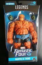 Marvel Legends THE THING action figure (Super Skrull BAF!)