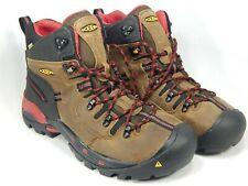 "Keen Pittsburgh 6"" Size: 13 2E WIDE EU 47 Men's WP Steel Toe Work Boots 1007024"