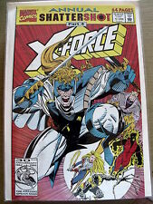 X-FORCE ANNUAL n°1 1992 Part 4  ed. Marvel Comics   [SA12]