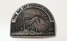 Company Belt Buckle The Big Sky Trading