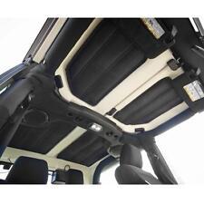 4Pcs/Set Hardtop Sound & Heat Insulation Kit for Jeep Wrangler JK 4 Door 07-10