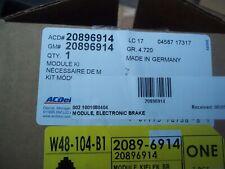 Electronic Brake & Traction Control Module ACDELCO GM ORIGINAL EQUIPMENT