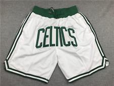 Boston Celtics Basketball Shorts Vintage  Mens Sizes S-2XL USA