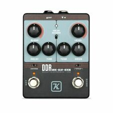 Keeley DDR Drive Delay Reverb Pedal