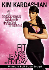 Kim Kardashian Fit in Your Jeans by Friday - Ultimate Butt Body Sculpt DVD