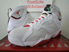 Nike Air Jordan 7 VII Retro Hare CDP White Red Countdown Pack Men Sz 12.5 Shoes