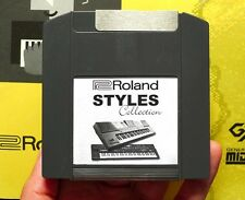 Iomega zip floppy .STH Roland styles per VA76 VA7 VA g1000 G 1000 em2000 EM 2000