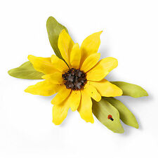 Sizzix Bigz Black-eyed Susan flower die #658422 Retail $19.99 WOW,Cuts Fabric