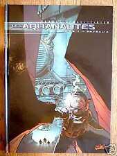 LES AQUANAUTES tome 1 PHYSALIA - Soleil - 2000 - TTBE