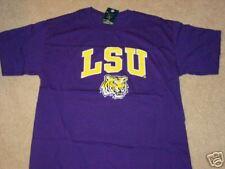 LSU Louisiana State University TIGERS T-Shirt NEW  sz... XLarge  XL