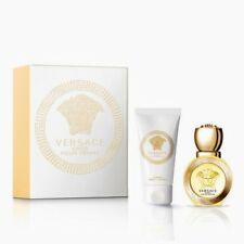 Versace Eros Pour Femme Eau De Toilette 30ml & Body lotion Gift Set *FREE POST