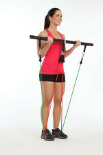 """AccuFitness Anazao Fitness Gear by AccuFitness 40"""" 3 Strap Resistance Band Bar"""