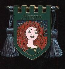 Princess Tapestry Merida Banner Tassel Disney Pin