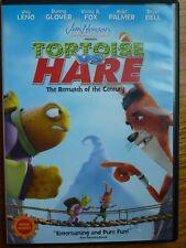Tortoise Vs Hare Rematch of the Century Dvd Jim Henson Animation Children
