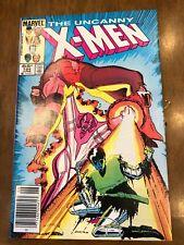 Marvel Comics Uncanny X-Men Issues #194-195 (1985) Excellent Copies