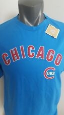 Blue Chicago Cubs Mens T Shirt Size XL NWT MSRP $48.00