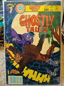 Ghostly Tales #144 Charlton Comics 1980 Fair Condition