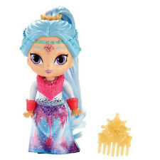 RARE Brand New Fisher Price 15cm Shimmer and Shine Doll - LAYLA