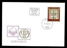 Austria 1982 Dorotheum FDC #C3206