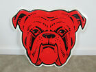 """Vintage Red Dog Plank Road Brewery Beer Tin Sign 17"""" x 20"""""""