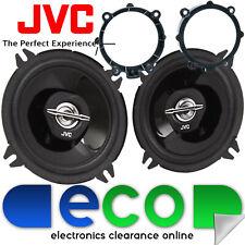 Bmw Serie 3 E90 Jvc 10 Cm 420 vatios Delantero O Trasero Puerta altavoces del coche y soportes