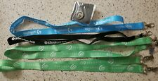 Video Game Industry Lanyards and Pins - Logitech Seagate Steelseries