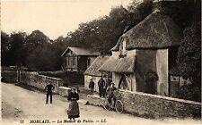 CPA  Morlaix - La Maison de Paille  (206951)