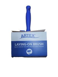 Artex Laying on Block Brush