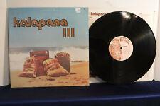 Kalapana III, Abattoir Records KALA0004, 1977, Jazz Rock, Jazz Funk, Fusion