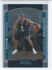Antonio Burks 2004-05 Bowman Chrome Rookie Card #134