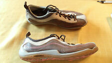 MERRELL Aircushion Lorelei Lace Leather Oxfords Sneakers Shoes espresso 7.5