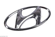 2011-2014 Hyundai Sonata OEM front Grille H Symbol Chrome emblem