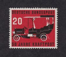 KAPPYSSTAMPS ID8122 GERMANY 728  MINT HINGED AUTO