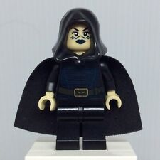 LEGO Star Wars Episode 3 sw0269 Barriss Offee Minifigure w Cape & Hood from 8091