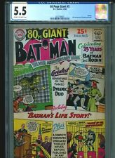Eighty 80 Page Giant #5 CGC 5.5 (1964) 25th anniversary of Batman and Robin