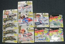 Lot of 1992 Road Champs 1:87 HO Scale NASCAR Team Transporters New in Packaging