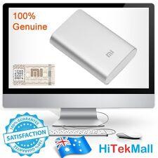 AU Genuine XIAOMI 10000mAh Portable Mi Power Bank Battery Mobile Phone Charger