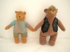 Disney The Country Bears Beary Bearrinson, O'Neal 2002 McDonalds Happy Meal Toys