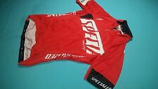 Specialized UV Deflect Reflective Cycling Racing Form Fit Jersey Shirt Adult M