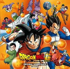 (NORIHITO SUMITOMO)-DRAGON BALL SUPER ORIGINAL SOUNDTRACK-JAPAN 2 CD