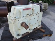 surplus westinghouse nuttall gear reducer S18H- 6.95-1