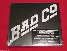 BAD COMPANY - Self Titled - Deluxe Edition - 2 CD